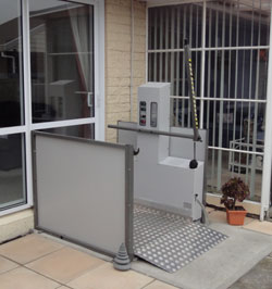 Low Rise Platform Lift Residential Pandect